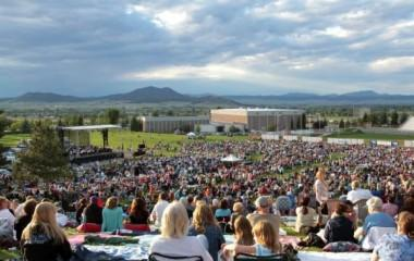 Symphony Under the Stars Helena Audience